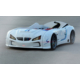 Setay Bmw M3 Arabalı Yatak Beyaz