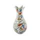 El Yapımı Seramik 30 cm Vazo