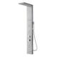 Creavit Termostatlı Paslanmaz Duş Paneli 1600X200X70 Mm Mat