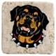 XukX Dizayn Rottweiler Bardak Altlığı 2