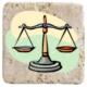 XukX Dizayn Avukat Bardak Altliği 2