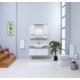 Boncuk Banyo May 100 Cm Banyo Dolabı Mdf