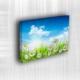 Doku Canvas Baskı Çiçek- CIGE014