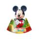 KullanAtMarket Playful Mickey Die-cut Hats - 6 Adet
