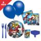 KullanAtMarket Transformers Parti Seti 8 Kişilik - 97 Adet