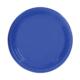 KullanAtMarket Mavi Plastik Tabak 22 cm -10 Adet