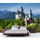 Almanya Alpler Duvar Sticker 350x250cm