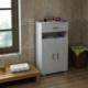 Sanal Mobilya Sorrento Çok Amaçlı Banyo Dolabı G5-Ç3-K4