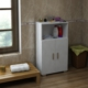 Sanal Mobilya Sorrento Çok Amaçlı Banyo Dolabı G5-K4