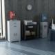 Sanal Mobilya Sorrento Çok Amaçlı Ofis Dolabı G5-Ç4-K4