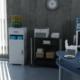 Sanal Mobilya Sorrento Çok Amaçlı Ofis Dolabı G6-Ç1-K5
