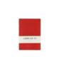 Beymen Home Libre Muti Mute Books 15x21 Odyssey Kırmızı Not Defteri