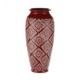 iHouse Xy04E Dekoratif Vazo Kırmızı