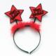 Partistok Otrişli Happy Birthday Taç Doğum Günü Tacı Kırmızı