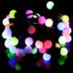Practika Minik Top 40 Ledli Dolama Dekor Işıkları (RGB 5m.)