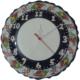 Oğuz Çini 30Cm Kaligrafi Saati