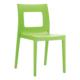 Siesta Contract Lucca Sandalye - Tropik Yeşil