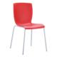 Siesta Contract Mio Sandalye - Kırmızı