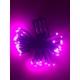 Kikajoy Pilli Led Işık Fuşya Renk 6 mt - 1 adet