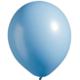Kikajoy Baskısız Pastel Balon Açık Mavi