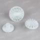 Kikajoy Papatyalar 3'lü Düğmeli Plastik Kopat Set