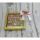 Miss Cici Yılbaşı Hediyelik 54 Adet Etiketli Yılbaşı Çikolatası