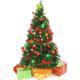 Kikajoy 150 cm Ağaç 55 Parça Süs