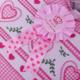 """Euro Flora Dekor """"Prenses"""" 8X14 Cm Pembe 12'li Paket"""