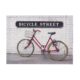 Euro Flora Dekoratif Bisiklet Baskılı Tablo 30X40 Cm