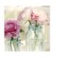Euro Flora Gül Baskılı Dekoratif Tablo 40X40 Cm