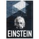 decArtHOME Albert Einstein A Poster (30 x 42 cm)