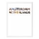 decArtHOME Amsterdam Anı Çerçevesi (30 x 40 cm Beyaz)