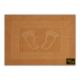 Welsoft 50x70 cm Paspas-Hardal 1 Adet Alana 1 Adet Hediye
