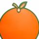 Portakal Kesim Panosu-G542