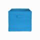 Organizer Sepet Cam Göbeği Mavi