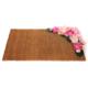 Coco Çiçekli Kapı Önü Paspası - Pembe