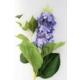 Yapay Çiçek Deposu Yapay Çiçek Tek Dal Sümbül Ortanca 85 Cm