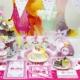 Partypark Baby Shower Girl Basic Parti Seti (16 Kişilik)