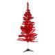 KullanAtMarket Kırmızı Yılbaşı Çam Ağacı 150 Cm 240 Dal
