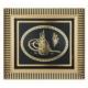 Ceptoys Osmanlı Tuğrası 29X33 Cm. Gold