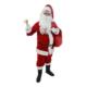 Herkese Kostüm Yılbaşı Noel Baba Yetişkin Kostüm Full Seti Large