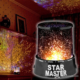 BlueZen Projeksiyon Gece Lambası Star Master