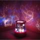Hardymix Duvar Projeksiyonlu Star Lover Gece Lambası
