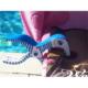 Gerok Plaj Havlusu Mandalı Mavi Balık