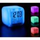 Evmanya Haus Renk Değiştiren Alarmlı Dijital Saat