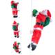Elitparti Merdiven Tırmanan Noel Baba 3'lü