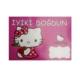 Partypark Hello Kitty Doğum Günü Afiş
