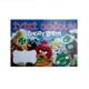 Partypark Angry Birds Doğum Günü Afiş