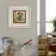 Çerçeveli Taş Duvar Dekoru /Cdd-30-003