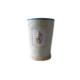 Diş Macunu Kabı Balıkçı Evi Beyaz Model Poliresin 7.9x7.9x11.5 cm